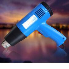 220V 1500W Heat Gun Hot Air Wind Blower Heater Tool Shrink Wrap High Low 2 Mode