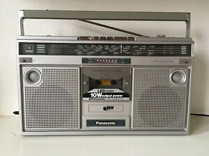 SUPERBE PANASONIC RX 5120 LS/LE / FULLY SERVICED / PLUG YOUR PHONE