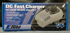 E-Flite DC Fast Charger RC Plane/Helicopter Battery Charger EFLC2000