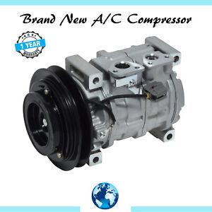 2005-2010 Hino 145 165 185 258 268 308 338 Brand New A/C Compressor
