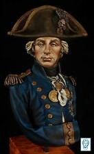 Alexandros Models Admiral Horatio Nelson Bust 1/10th Unpainted Kit