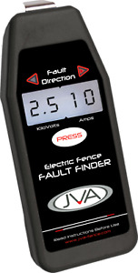 JVA Electric Fence Directional Fault Finder - Digital Electric Fence Tester