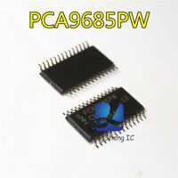 5pcs PCA9685PW IC LED DRVR LIN DIM 25MA 28TSSOP NEW