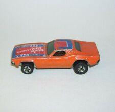 1982 Hot Wheels Dukes of Hazard Dixie Challenger Car
