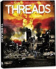 Threads Blu-ray Limited Ed Severin 1984 nuclear war docudrama lenticular cover