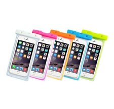 """Clearance"" Waterproof Underwater Float Bag Pack Cell Phone iPhone 6 6S 7 7Plus"