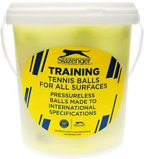 Slazenger Tennis Practice Ball Basket 60 Match Play Balls Bucket (5 Dozen)
