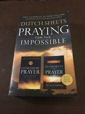 Praying For The Impossible By Dutch Sheets 2 In 1