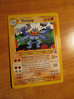 NM Pokemon MACHAMP Card BLACK STAR PROMO Set #43 Wizards of the Coast League TCG