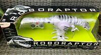 "NEW 2005 Large 32"" WowWee ROBORAPTOR Remote Control RC Dinosaur Raptor T-Rex"