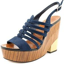 Buckle Suede Strappy Sandals & Beach Shoes for Women