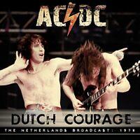 AC/DC - DUTCH COURAGE [CD]