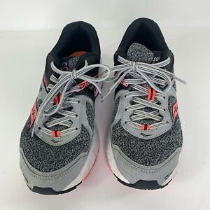 Saucony Cohesion 10 Running Shoes Gray/Pink S15352-14 Women's Size 7.5W