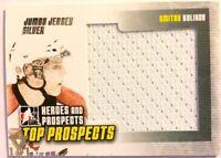 2009-10 ITG Heroes & Prospects Jumbo Jersey Silver Dmitry Kulikov Vault 1/1