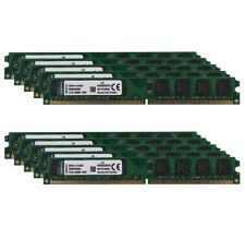 10pcs Kinston 2GB Intel 2Rx8 PC2-6400 DIMM Memory RAM Desktop DDR2 800Mhz 240Pin