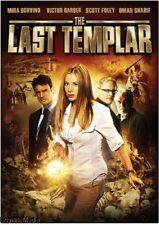 The Last Templar (DVD, 2009)