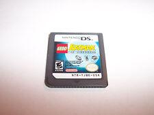 Lego Batman (Nintendo DS) Lite DSi XL 3DS 2DS Game