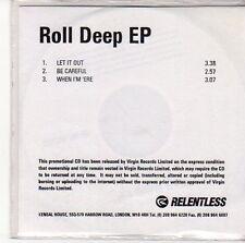 (EE546) Roll Deep, Roll Deep EP - DJ CD