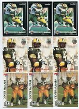 Dexter McNabb 9 card Rookie lot Florida Gators/Green Bay Packers