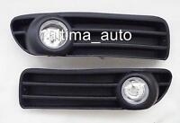 Audi A4 B5 94-98 Rejilla Delantera + Faros Antiniebla Luces Set