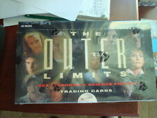 The Outer Limits Sex,Cyborgs & Science Fiction Sealed Box