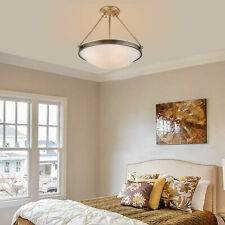 Tiffany Style Hanging Light Chandelier Glass Shape Ceiling Lamp Fixture 4-Lights