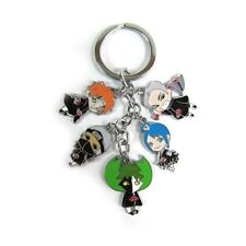 Anime Naruto Akatsuki Keychain with Mini Pain/Zetsu/Kakuzu/Konan/H idan Pendants