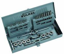 Volkel HSS Metric Tap and Die Set M3-M12 49581