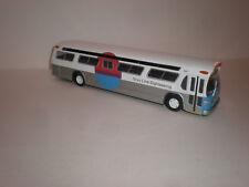 "1/50 Corgi bus Fishbowl "" Gray LIne Sightseeing"" custom painted"