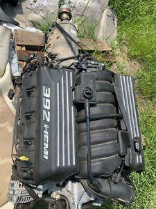 16 Dodge Charger 6.4l Hemi Engine w 8spd Auto Swap SRT8 392 24k miles Warranty