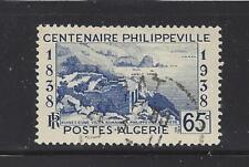ALGERIA - 118,122,128-129,131,134-136 - USED -1938-1941 ISSUES