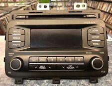 14 15 Kia Optima CD Player Satellite Radio OEM AM1A0TKAN LKQ