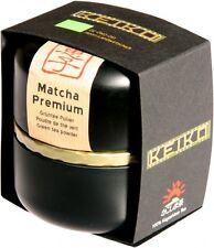 Matcha Premium BIO Tee von Keiko - 30g Dose - Geschenkverpackung