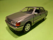 SCHABAK 1500 FORD SCORPIO 2.8i GHIA - DARK GREY 1:25 - VERY GOOD CONDITION