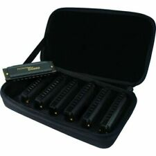 HOHNER 91105 Blues Harmonica Set with Case - 7 Piece
