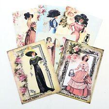 NEW Jane Austen Note Cards,Regency Quote Cards,Book Club,Birthday,Emma-6