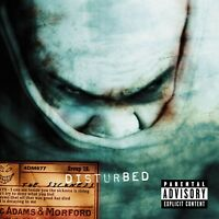 DISTURBED - THE SICKNESS  VINYL LP NEW!