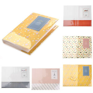 84 Pocket Album Photo Case For Fujifilm Instax Mini7s 8 25 50s 70 90 Polaroid LG