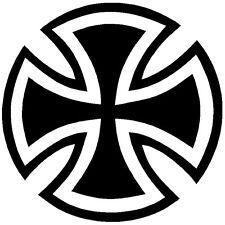 3x Eiserne Kreuz hooligan Hardcore Dynamo Wehrmacht Deutschland XX