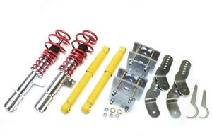 Sospensione Ammortizzatori Volkswagen Caddy 2K Kit TA-Technix Set