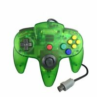 Jungle Green N64 Gamepad Controller (for Nintendo 64) Tight Joystick Free Ship