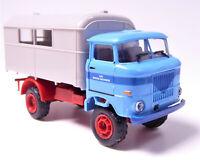 H0 BUSCH IFA W 50 LA Werkstattkoffer Koffer Gerätewagen LPG Roter Oktober 95262