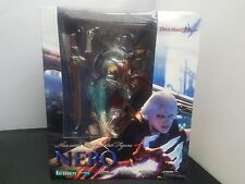 Devil May Cry 4 Nero Figure Kotobukiya - New In Factory Sealed Box - USA Seller