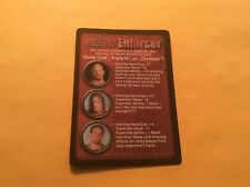 Stone Cold Triple H or Christian WWE Raw Deal foil Enforcer card from Tin set