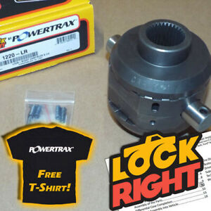 LOCK RIGHT LOCKER BY POWERTRAX - FITS DODGE/CHRYSLER 9.25 inch
