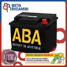 Batteria auto55Ah 440A 12V ABA  Positiva a destra CASA johnson