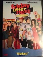 Friday After Next : Ice Cube, Mike Epps - DVD