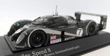 Voitures des 24 Heures du Mans miniatures spécimen de publicté
