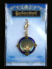 Kyo Kara Maoh! Yuri Shibuya Fastener Accessories Charm Movic Yaoi BL New