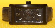 """Men's DKNY """"NY-4260"""" Quartz Watch Leather Band <VERY GOOD USED>"""